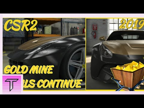 Repeat CSR2 GOLD MINE TRIALS CONTINUES by TeckersUK