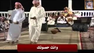 الشيخ محمد بن عبود العمودي .. حفلة المرجان الفنان محسن العمودي [ عودت نفسي ]