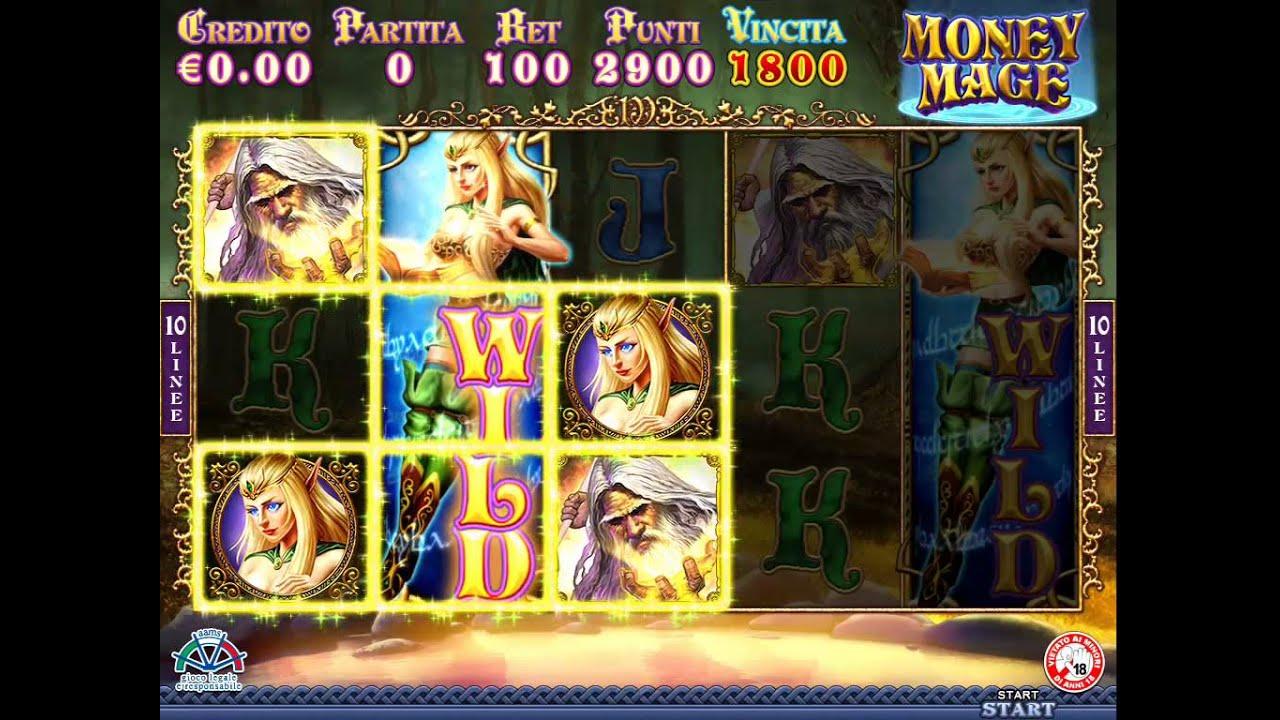 Slot machine suono