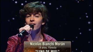 Luna de miel (Virus): Nicolás Bianchi / Etapa de Superación - Elegidos