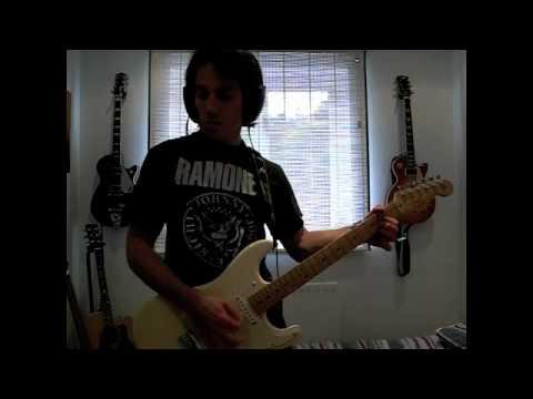 The Ramones - Main Man (Guitar cover) mp3