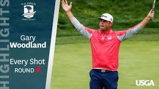 2019 U.S. Open: Gary Woodland's Final Round Video