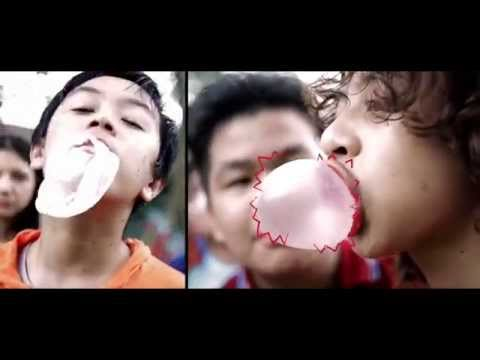 CJR - LIFE IS BUBBLE GUM