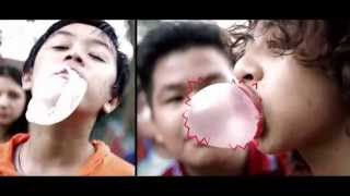 CJR - LIFE IS BUBBLE GUM (Official Music Video)