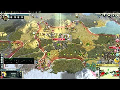 2K Games SID MEIER'S CIVILIZATION V  GODS AND KINGS DevDiary2 |
