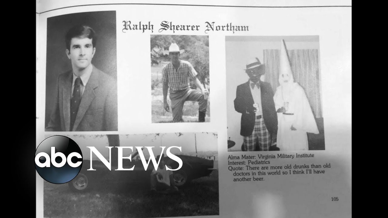 Calls for Virginia governor to resign amid blackface scandal