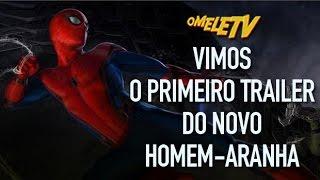 Vimos o primeiro trailer do novo Homem-Aranha | OmeleTV