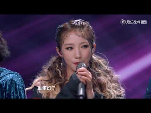 【公演】孟美岐组《我就是这种女孩》动感十足,肖战说唱造型颜值满分