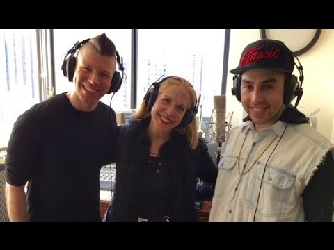 "MARINA's ""Musical Health Talk!"" with Mason Griffin & Andy Crosten"