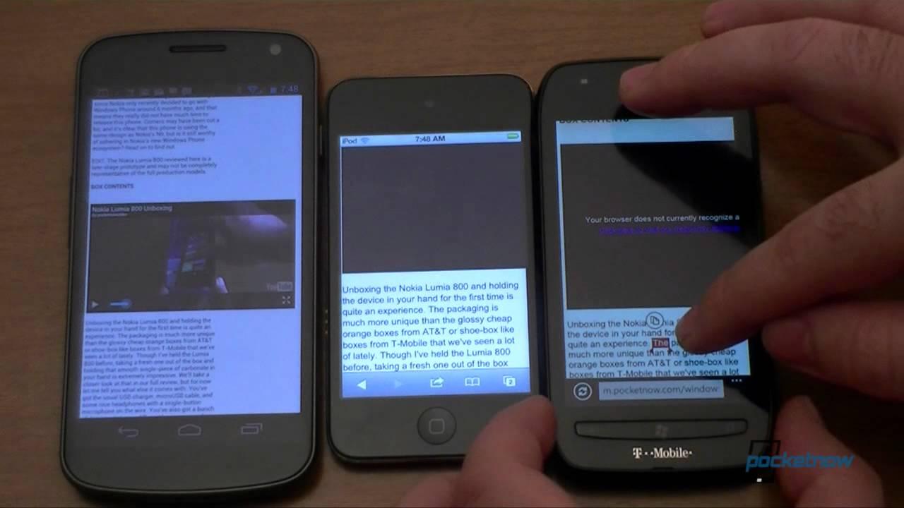 YouTube HTML5 Bug and Workaround | Pocketnow