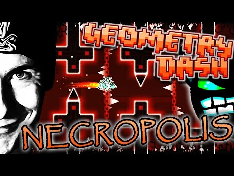 Geometry Dash | NECROPOLIS By Neptune (On Stream) ~ MY HARDEST YET!