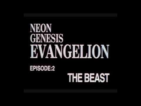 Evangelion Analysis Episode 02: The Beast