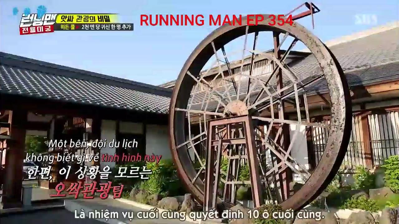 《FUNNY》Running man ep354: Lee Kwang Soo căng thẳng trong tập ngôi nhà ma tại Nhật Bản