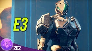 DESTINY 2 - Summer Event, E3 2018, & Investment Economy Review | #202 Destiny The Show