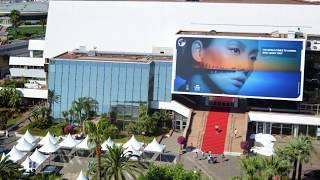 Rénovation du Palais des Festivals 2013 - Cannes (06) - Timelapse