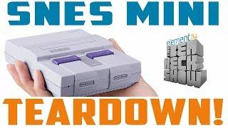 SNES Classic Teardown