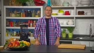 """Cook:30 Episode 3 """"Corn Chowder and others"""