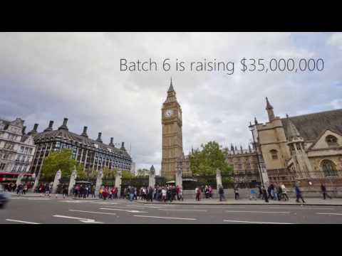 Microsoft Accelerator London | 5 Batches in 2 Minutes.