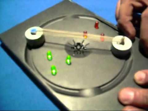 Video mini generador de corriente continua - Generador de corriente ...