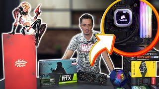 PC GAMER PARA RODAR QUALQUER JOGO NO MAXIMO!!  MONTAGEM + TESTE