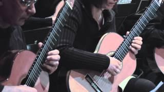 Cuerda Guitar Orchestra - Strollin
