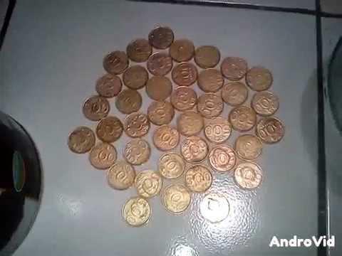 cara membuat uang koin jadi kinclong