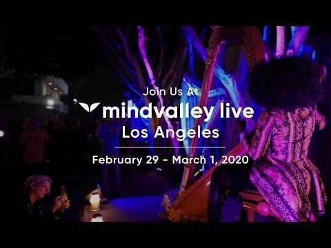 La Events February 2020.Mindvalley Live Los Angeles 2020