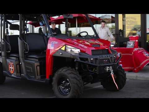 Firehouse Subs Yuma Donates UTV To Yuma Fire Department