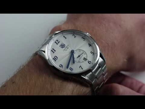 TAG Heuer Carrera Calibre 6 Luxury Watch review