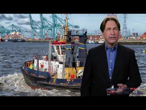 Marine transportation tax services