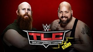 Erick Rowan vs. Big Show (Steel Stairs Match)  - WWE TLC - WWE 2K15 Simulation
