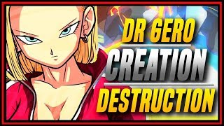 DBFZ ➤ Dr Gero Evil Creations The Androids. Feat Tachikawa and Eifi [ Dragon Ball FighterZ ]