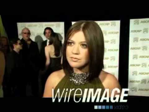 Kelly Clarkson - Wire Image ASCAP Interview - 18-04-07