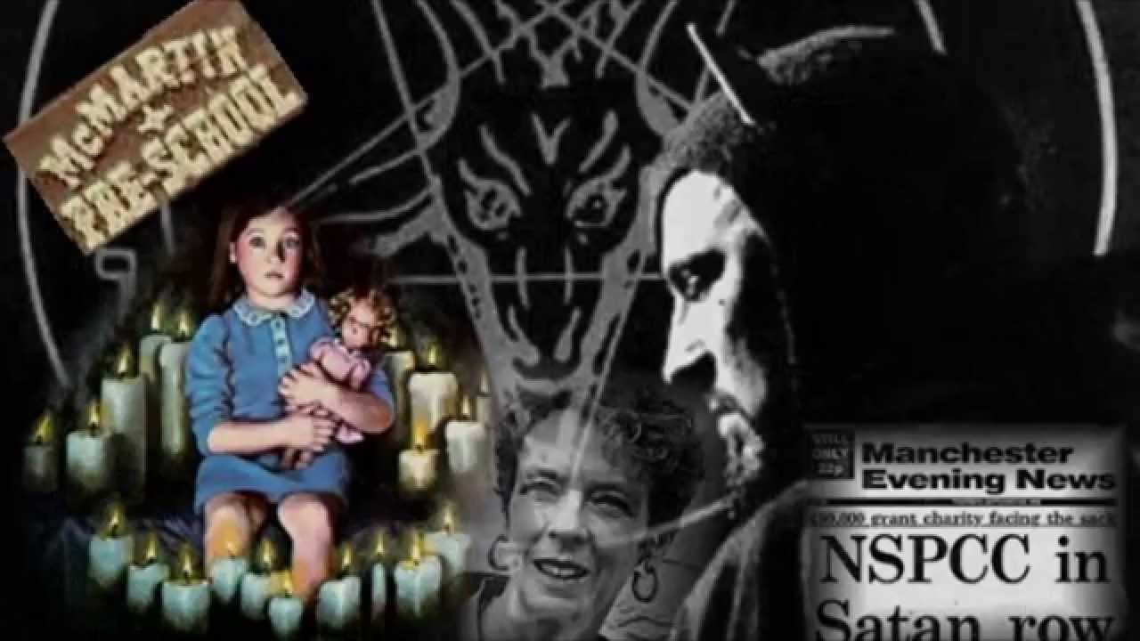 santanic ritual abuse The panic gripped the public's imagination and saw many day-care providers charged with child abuse of a satanic, ritualistic nature many innocent people served prison time as their worlds were turned upside down.