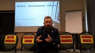 Electoral debate: Kielce - investments - future