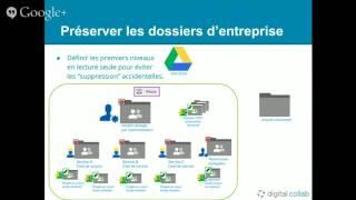 Retrouver les documents orphelins dans Google Drive