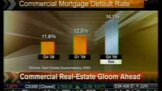 Commercial Real-Estate Gloom Ahead - Bloomberg