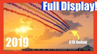 Full Airshow! - GTA Red Arrows (2019)