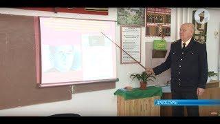 Необычный урок НВП прошел в дубоссарской гимназии