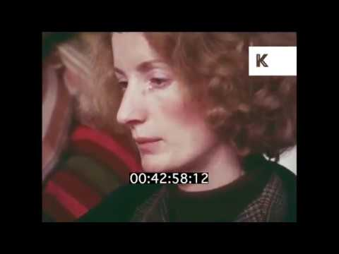 1970, Viva Speaking French to Franco Bracani on Set of Necropolis