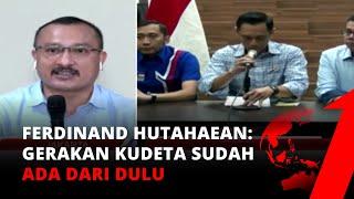 Download Soal AHY Surati Presiden, Ferdinand Hutahaean: Jokowi Tidak Tahu Apa-apa | tvOne
