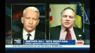 Anderson Cooper OWNS  Montana