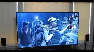 Samsung UE49K6300 49 Inch Curved Full HD Super Smart LED TV Review London 2016
