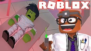 BECOMING A SCIENCE EXPERIMENT IN ROBLOX (Roblox Lab Experiment)