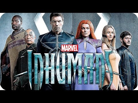 Marvel's INHUMANS Series Preview: Who are the Inhumans? (2017)