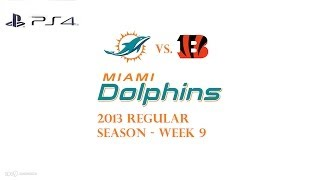 Madden 25 PS4 Owner Mode: Miami Dolphins Ep. 11 - Thursday Night Showdown