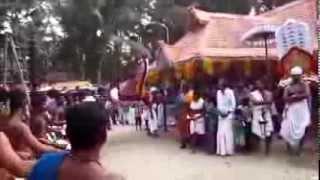 kaanjoor devi Temple Ethirelppu (koodi Ezhunnallippu) Ashokan Mavelikara