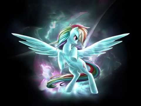 mlpfim rainbow dash tribute youtube