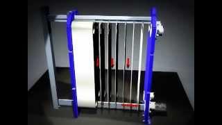 Пластинчатый теплообменник - принцип работы (действия)