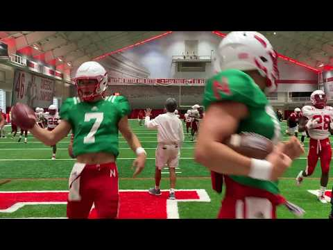 Nebraska Football: Sights and Sounds from Fall Camp (Aug. 7, 2019)